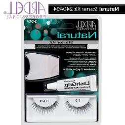 Ardell Natural 110 Black Eyelash Starter kit