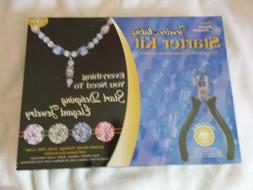 New Darice Jewelry Designer Starter Kit $55 Value Jewelry Ma