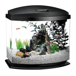 New Aqueon LED MiniBow Aquarium Starter Kits with LED Lighti