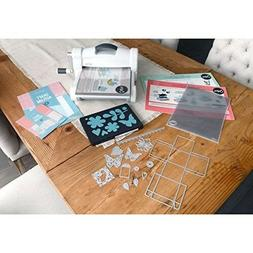 NEW Sizzix Big Shot Plus Die Cutting Machine Starter Kit Bun