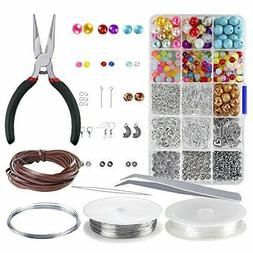 opount jewelry making starter kit jewelry making