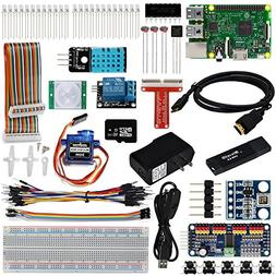 OSOYOO Raspberry Pi 3 IOT Starter Kit 2017 The Lastest Compl