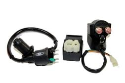 pcp cdi ignition coil starter relay electric