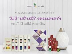 Young Living Essential Oils Premium Starter Kit 2019 with Wh