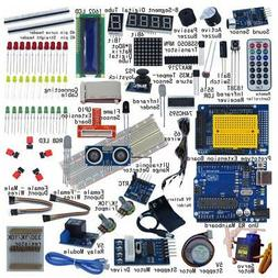 Pro Ultimate Starter learning Kit for Arduino UNO R3 LCD1602