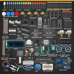 Professional Ultimate Starter Learning Kit for Arduino UNO R