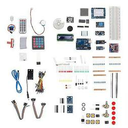 Professional UNO R3 Starter Kit Complete For Arduino Servo L