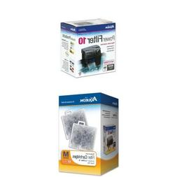 Aqueon QuietFlow Power Filter 10 Starter Kit