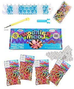 The Original Rainbow Loom Bands Value Pack, Complete Set Cra