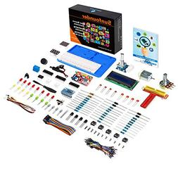 Super Starter Learning Kit V3.0 for Raspberry Pi 3 Model B+
