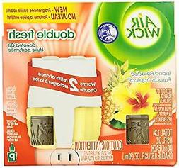Air Wick Scented Oil Plug In Air Freshener Double Fresh Star