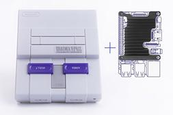 Kintaro SNES inspired Raspberry Pi Case - Super Kuma 9000 wi