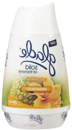 Glade Solid Air Freshener, Hawaiian Breeze, 6 oz-2 pack