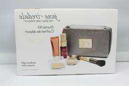 Jane Iredale Starter Kit **6 Pieces** Medium Light ; New In