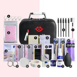 Starter Kit for Lash Artist Beginner Eyelash Extension Semi
