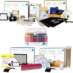 Silhouette Starter kits -4 Kits with Pen Set Bundle