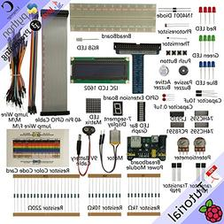 Freenove Super Starter Kit for Raspberry Pi | Beginner Learn