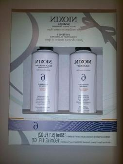 Nioxin System 6 Cleanser and Scalp Therapy Duo Kit  Oz Each