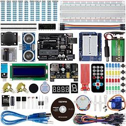 Smraza for Arduino UNO Starter Kit with Tutorials Compatible