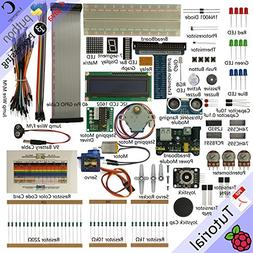 Freenove Ultrasonic Starter Kit for Raspberry Pi | Beginner