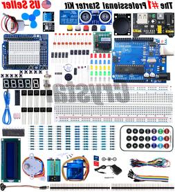 UNO Professional Starter Kit with Tutorial and UNO R3 Compat