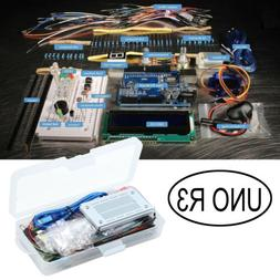 UNO R3 Small Starter Project Kit for Arduino Beginner LCD LE