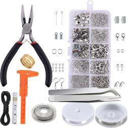 Wire Jewelry Making Starter Kit Sterling Silver and Repair T